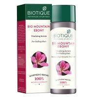 Biotique Mountain Ebony Vitalizing Serum For Falling Hair