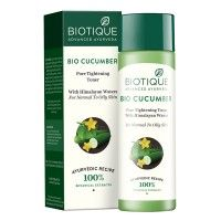 Biotique Bio Cucumber Pore Tightening Toner