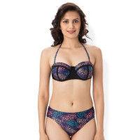 PrettySecrets Colour Block Bikini - Multi-Color 1
