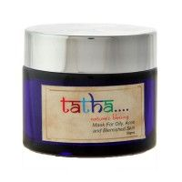 Tatha Nature's Blessing Mask For Oily, Acne And Blemished Skin