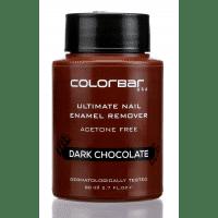 Colorbar Ultimate Nail Enamel Remover - Dark Chocolate