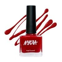 Nykaa Pop Nail Enamel - Very Cherry, No. 4