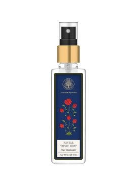 Forest Essentials Facial Tonic Mist Pure Rosewater