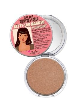 theBalm Betty-Lou Manizer Highlighter, Shadow & Shimmer - Brown
