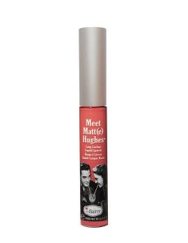 theBalm Meet Matt(e) Hughes Long Lasting Liquid Lipstick - Honest
