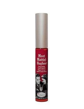 theBalm Meet Matt(e) Hughes Long Lasting Liquid Lipstick