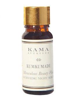 Kama Ayurveda Kumkumadi Miraculous Beauty Fluid Ayurvedic Night Serum