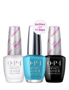 O.P.I Infinite Shine 3 Step Set - Can't Find My Czechbook