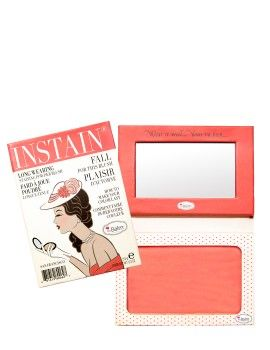 theBalm Instain Long-Wearing Powder Staining Blush