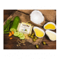 Buy Veda Essence Anti-aging Argan Aloe Cucumber Soap - Nykaa