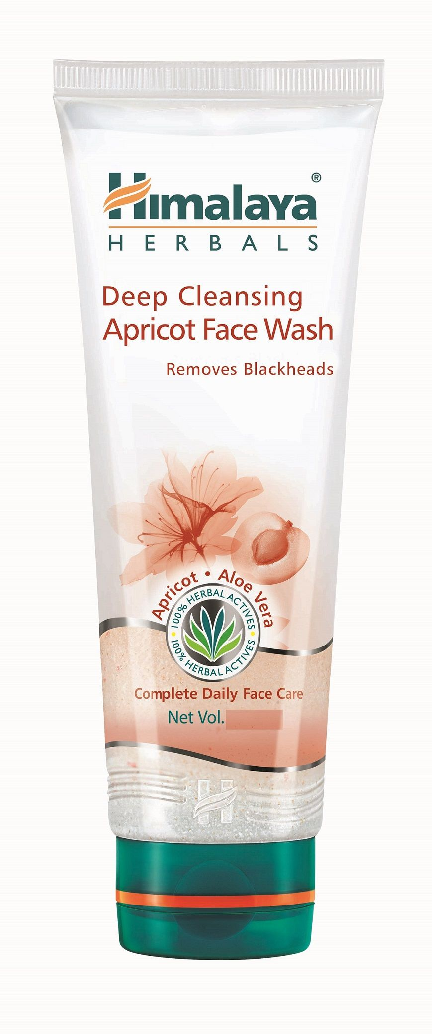 Himalaya Deep Cleansing Apricot Face Wash (100ml)
