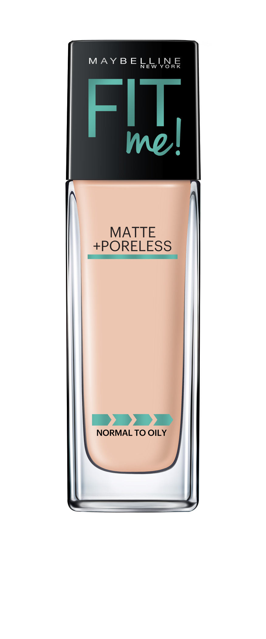 Maybelline New York Fit Me Matte + Poreless Foundation - 115 Ivory