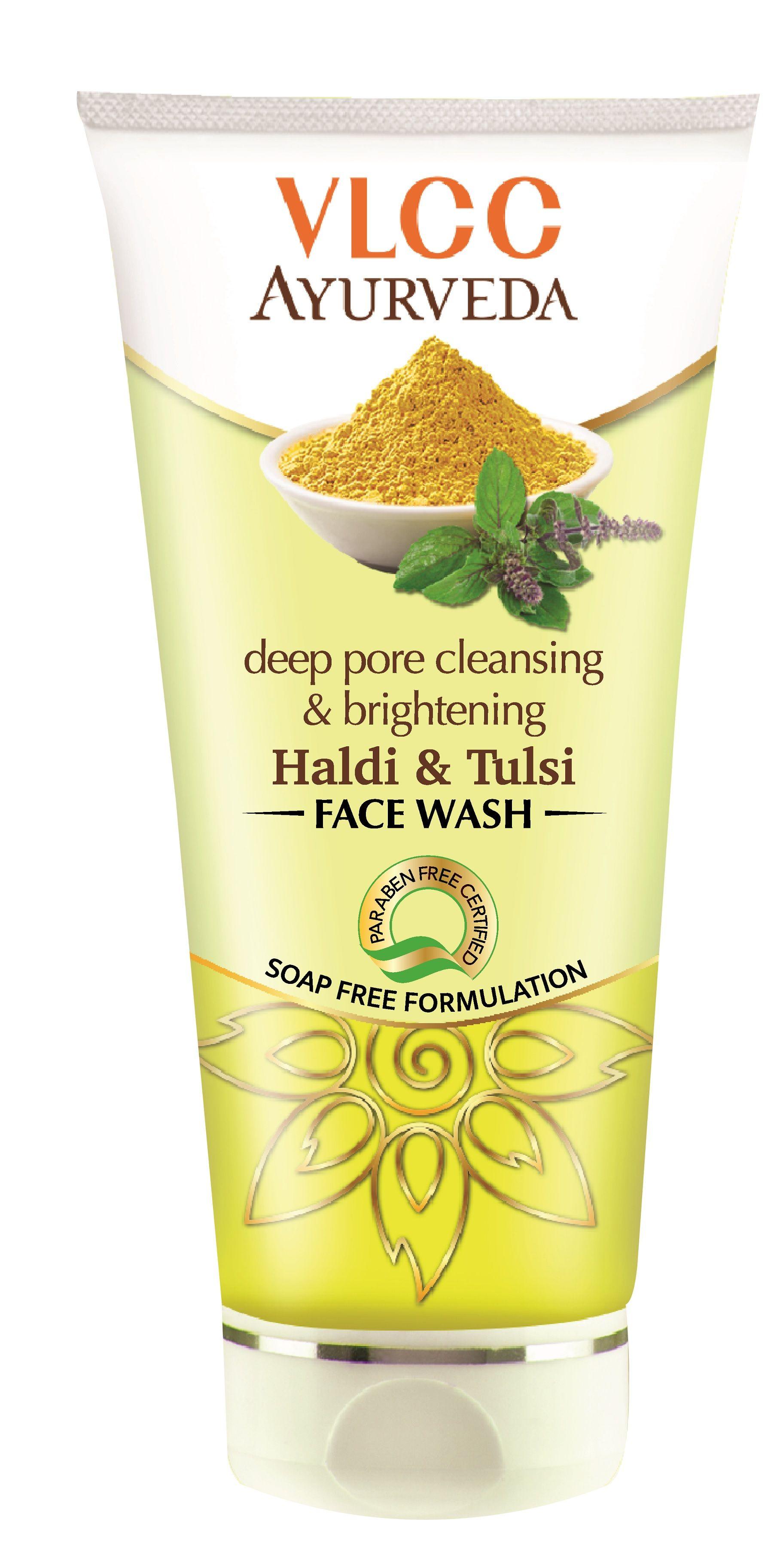 Buy VLCC Ayurveda Deep Pore Cleansing & Brightening Haldi