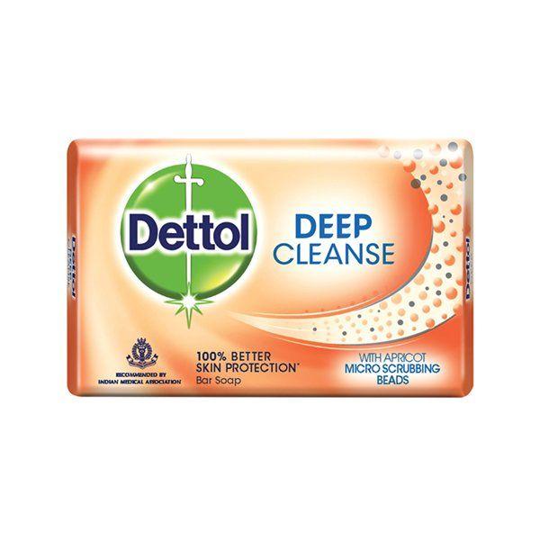 Dettol Deep Cleanse Soap, 125