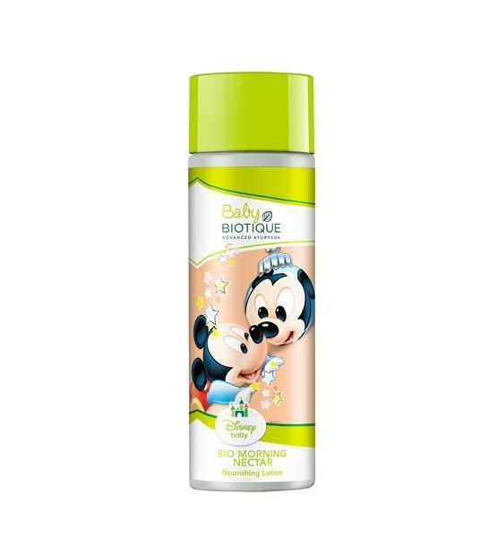 Biotique Disney Baby Boy Bio Morning Nectar Nourishing Lotion, 190 ML