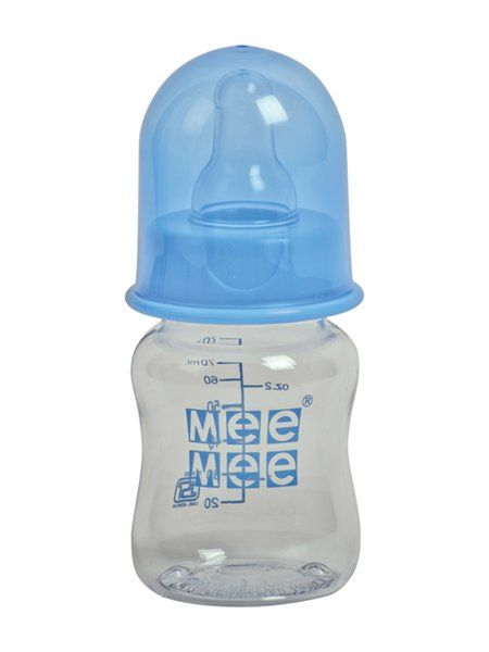Mee Mee Baby Feeding Bottle - Blue