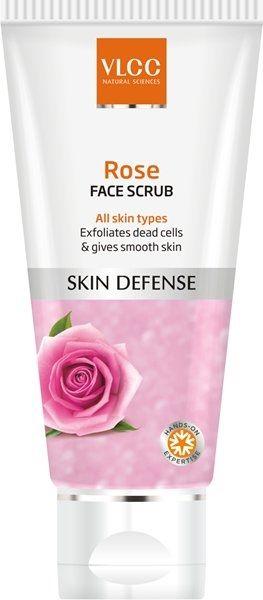 VLCC Rose Face Scrub (80gm)