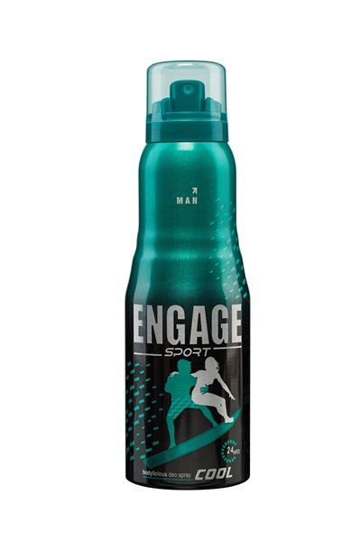 Engage Sport Cool Deo Spray For Men 150 ml