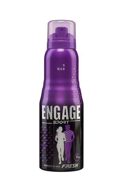 Engage Sport Fresh Deo Spray For Men 150 ml