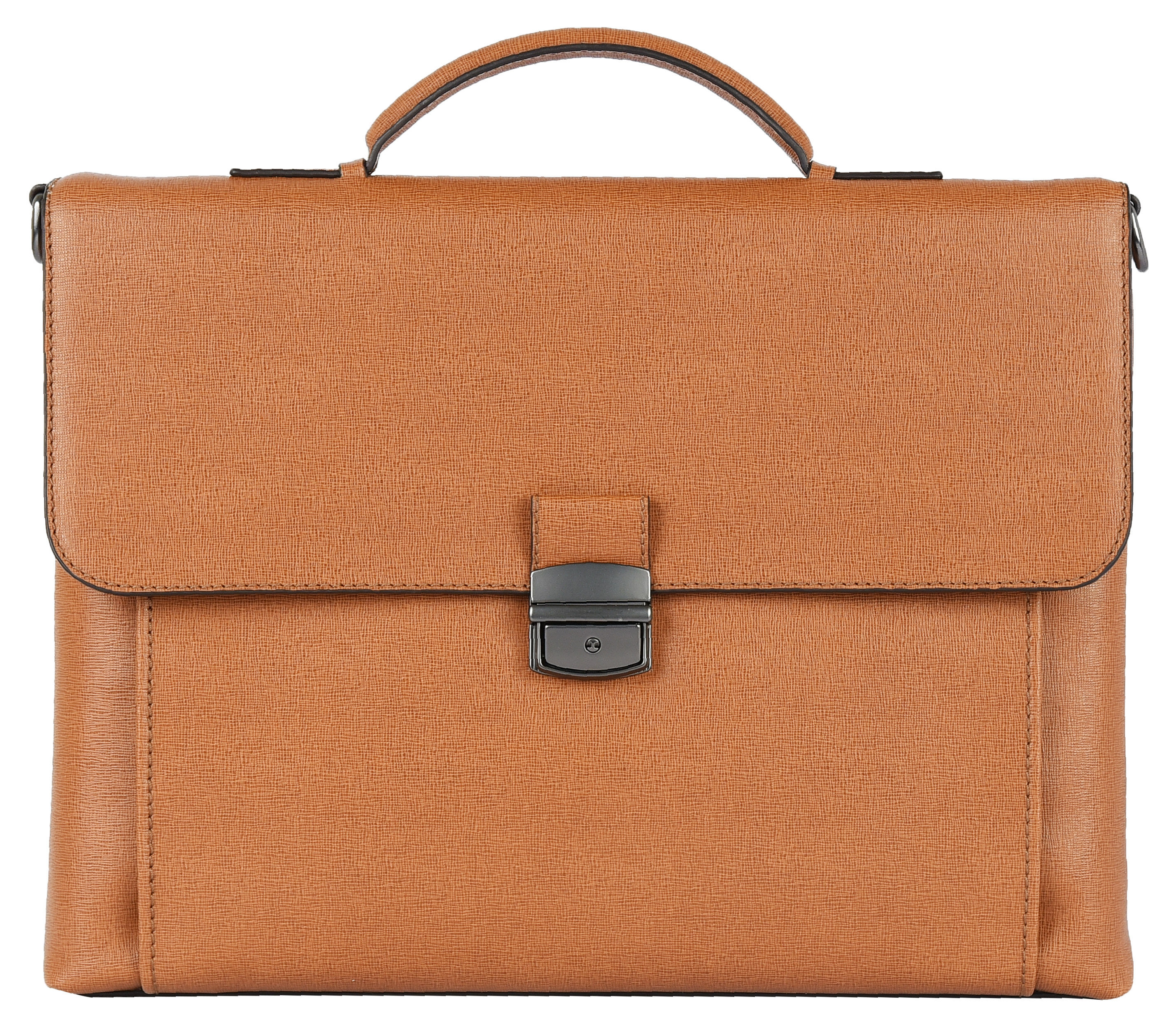 Eske Jules Laptop Bag - Tan