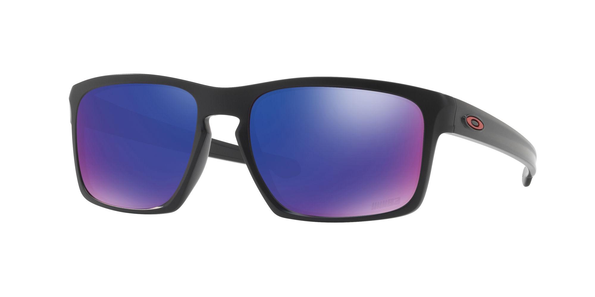 Oakley Silver Rectangle Sunglasses - OO9262_20