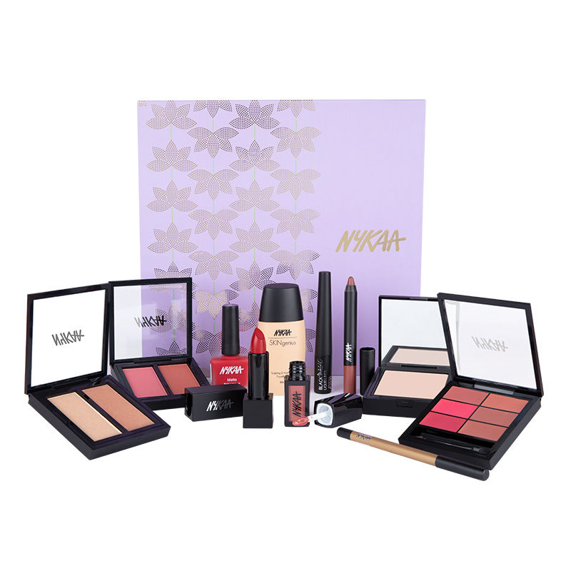 8a72ac541 Nykaa Wedding Makeup Must Haves Gift Set at Nykaa.com