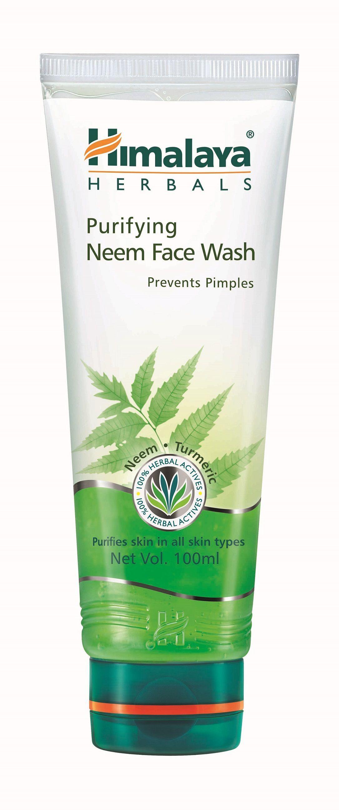 Himalaya Herbals Purifying Neem Face Wash 100ml