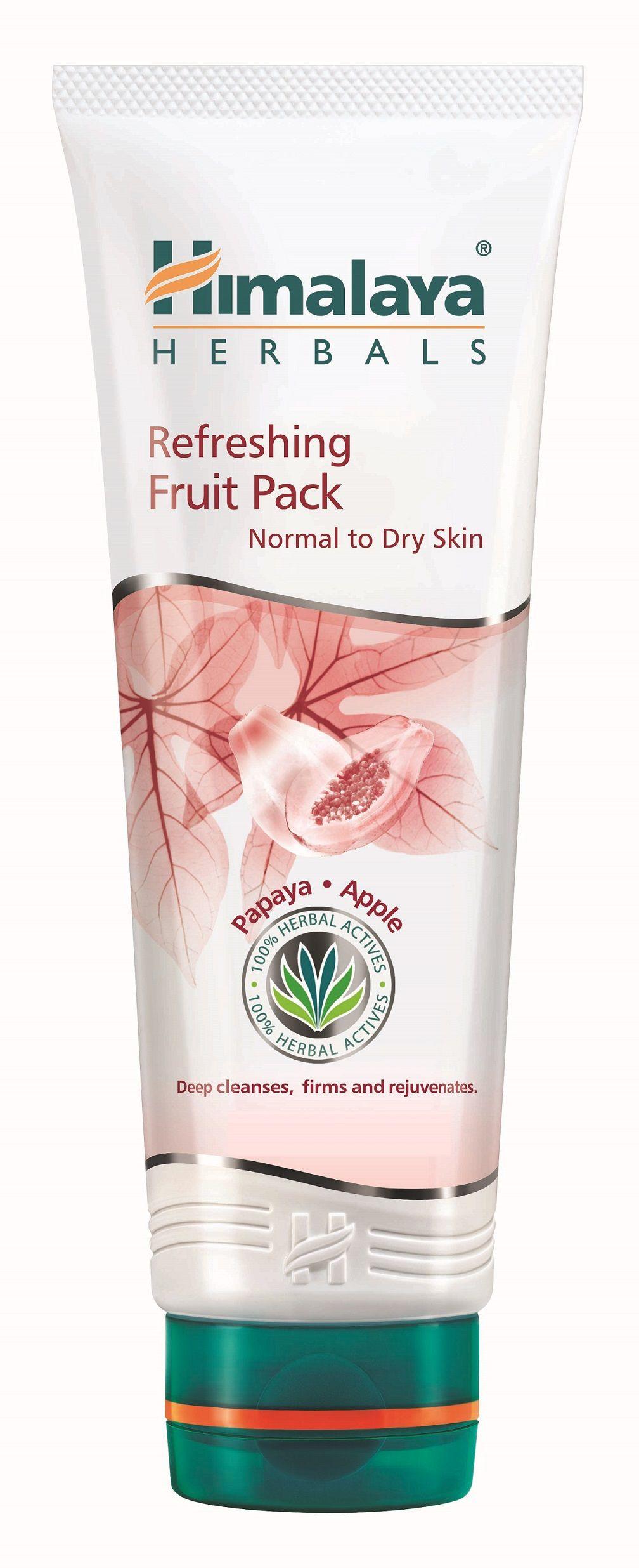 Himalaya Herbals Refreshing Fruit Pack 100gm