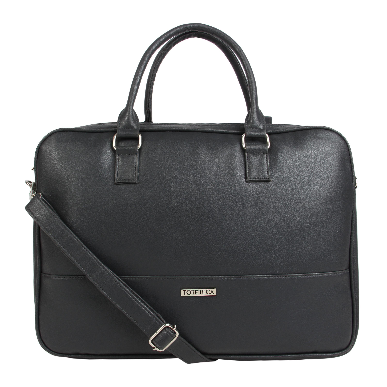 Toteteca Simple Laptop Bag - Grey