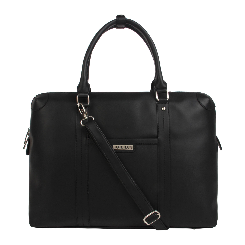 Toteteca Office Laptop Bag - Black