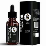 The Golden Beard Beard And Hair Growth Oil