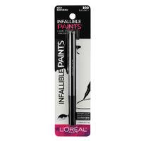 L'Oreal Paris Infallible Paints Eyeliner - 300 Black Party