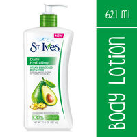 St. Ives Daily Hydrating Vitamin E & Avocado Body Lotion