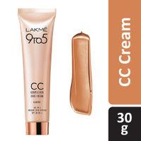 Lakme 9 to 5 Complexion Care CC Cream - Almond