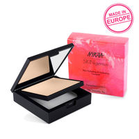 Nykaa SKINgenius Skin Perfecting & Hydrating Matte Powder Compact