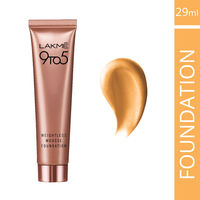 Lakme 9 to 5 Weightless Mousse Foundation - Beige Vanilla