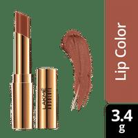 Lakme Absolute Argan Oil Lip Color - Soft Beige