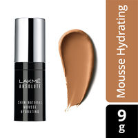 Lakme Absolute Skin Natural Hydrating Mousse - Walnut Tan