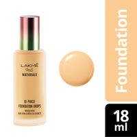 Lakme 9 to 5 Naturale Foundation Drops - Ivory Cream