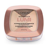 L'Oreal Paris True Match Lumi Powder Glow Illuminator - W102 Golden Dore