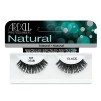Ardell Natural Strip Lashes - 101 Demi Black