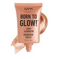 NYX Professional Makeup Born To Glow Liquid Illuminator - Gleam