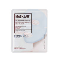 The Face Shop Mask Lab Double Wrap Face Mask