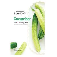 Plan 36.5 Plant Cell Daily Mask Cucumber
