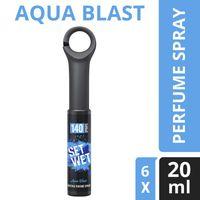 Set Wet Aqua Blast Perfume Spray 20 ml