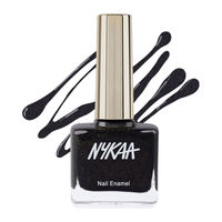Nykaa Black To Gold Nail Enamel Collection