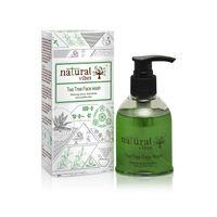 Natural Vibes Ayurvedic Tea Tree Face Wash