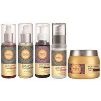 Arganic by Aryanveda 100% Organic Moroccan Hair Combo Pack
