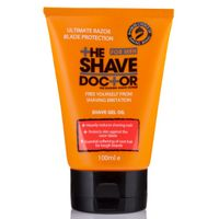 The Shave Doctor Shave Gel Oil