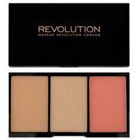 Makeup Revolution Iconic Pro Blush, Bronze and Brighten